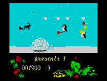 Santa's Christmas Capers ZX Spectrum 05
