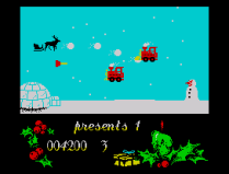 Santa's Christmas Capers ZX Spectrum 06