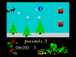 Santa's Christmas Capers ZX Spectrum 07