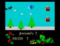 Santa's Christmas Capers ZX Spectrum 07