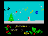 Santa's Christmas Capers ZX Spectrum 08