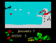 Santa's Christmas Capers ZX Spectrum 11