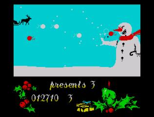 Santa's Christmas Capers ZX Spectrum 11