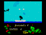 Santa's Christmas Capers ZX Spectrum 14