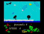 Santa's Christmas Capers ZX Spectrum 15