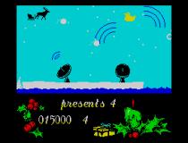 Santa's Christmas Capers ZX Spectrum 15