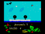 Santa's Christmas Capers ZX Spectrum 16