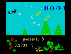 Santa's Christmas Capers ZX Spectrum 22