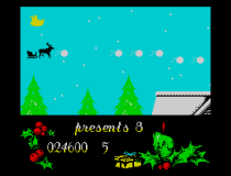 Santa's Christmas Capers ZX Spectrum 26