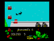 Santa's Christmas Capers ZX Spectrum 27