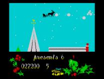 Santa's Christmas Capers ZX Spectrum 28