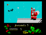 Santa's Christmas Capers ZX Spectrum 29