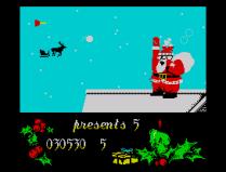 Santa's Christmas Capers ZX Spectrum 29