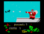 Santa's Christmas Capers ZX Spectrum 30
