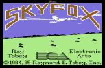 Sky Fox C64 02