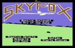 Sky Fox C64 03