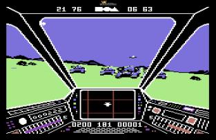 Sky Fox C64 31