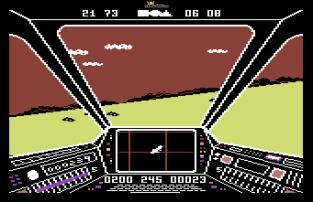 Sky Fox C64 34