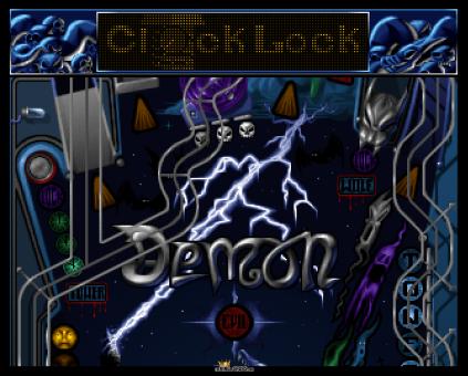 Slam Tilt Amiga 09