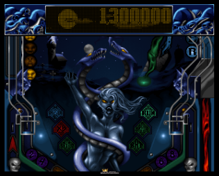 Slam Tilt Amiga 10