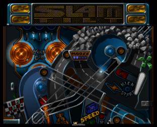 Slam Tilt Amiga 12