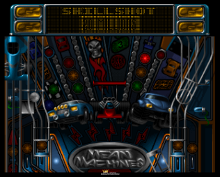 Slam Tilt Amiga 21