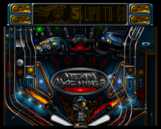 Slam Tilt Amiga 22