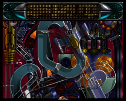 Slam Tilt Amiga 34