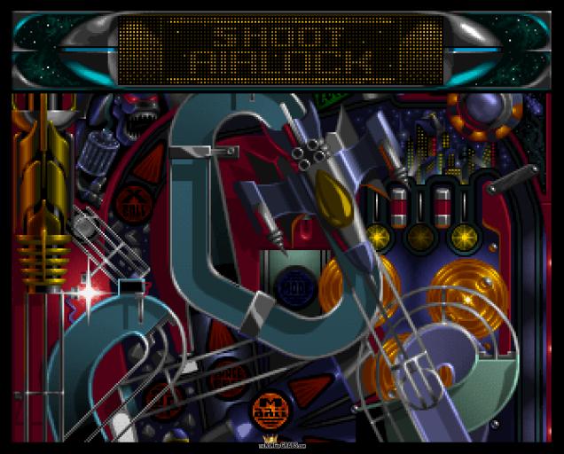 Slam Tilt Amiga 48