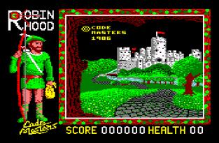 Super Robin Hood Amstrad CPC 01