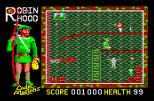 Super Robin Hood Amstrad CPC 04