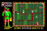 Super Robin Hood Amstrad CPC 07