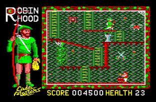 Super Robin Hood Amstrad CPC 09
