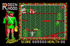 Super Robin Hood Amstrad CPC 10