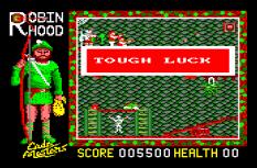 Super Robin Hood Amstrad CPC 11