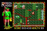 Super Robin Hood Amstrad CPC 16