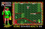 Super Robin Hood Amstrad CPC 17