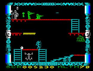 Super Robin Hood ZX Spectrum 09