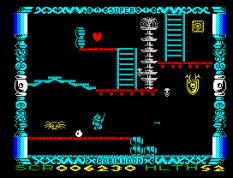 Super Robin Hood ZX Spectrum 10