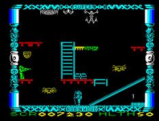 Super Robin Hood ZX Spectrum 11
