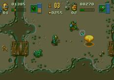 The Chaos Engine Megadrive 032