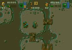 The Chaos Engine Megadrive 033
