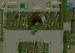 The Chaos Engine Megadrive 045