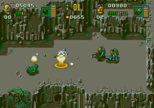The Chaos Engine Megadrive 067