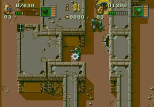 The Chaos Engine Megadrive 086