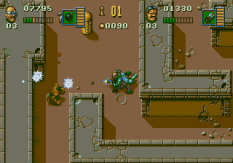 The Chaos Engine Megadrive 088