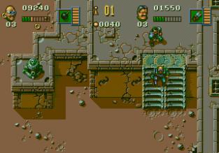 The Chaos Engine Megadrive 097
