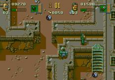 The Chaos Engine Megadrive 099