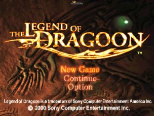 The Legend of Dragoon PS1 001