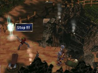 The Legend of Dragoon PS1 009
